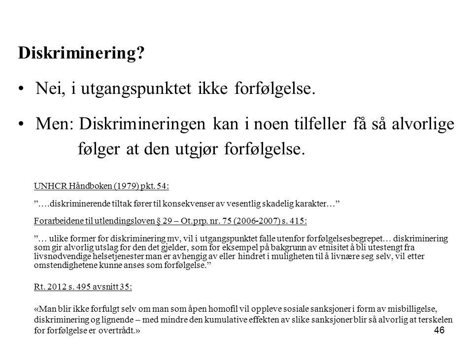 To definisjoner av flyktning Universell Utvidet flyktningdefinisjon flyktningdefinisjon i Norge Flyktningkonvensjon EMK art.