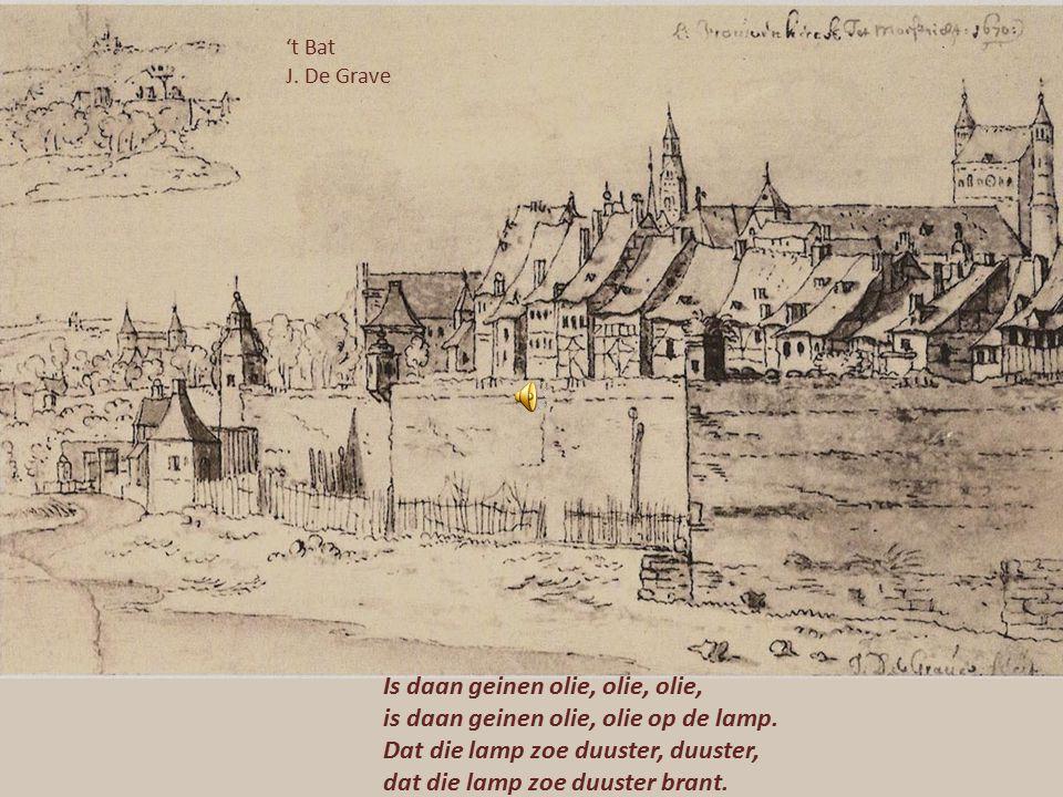 Geziech op Sint Pieter en Wiek J.