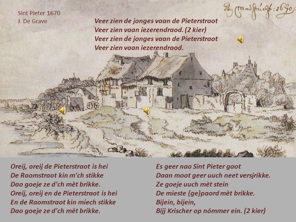 Sint Pieter 1670 J.de Grave Sint Pieter 1670 J.