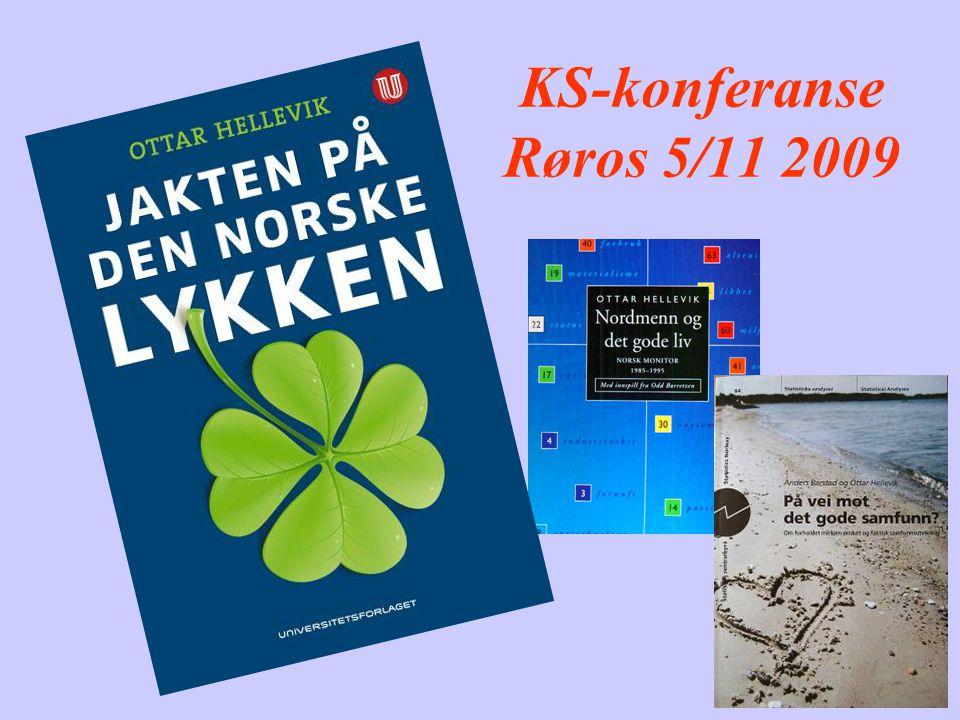 KS-konferanse Røros 5/11 2009