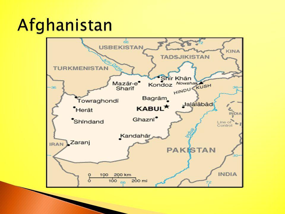Befolkning: – Totalt: 29 121 286 Nasjonaldag:19. august.Dari/pashto: افغانستان Afghānestān.