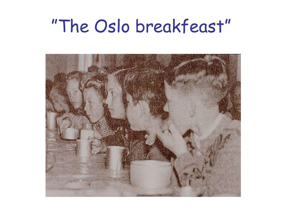 """""""The Oslo breakfeast"""""""