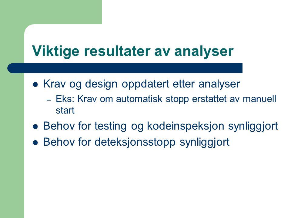 Implementasjon Desentralisert arkitektur leJOS / Java