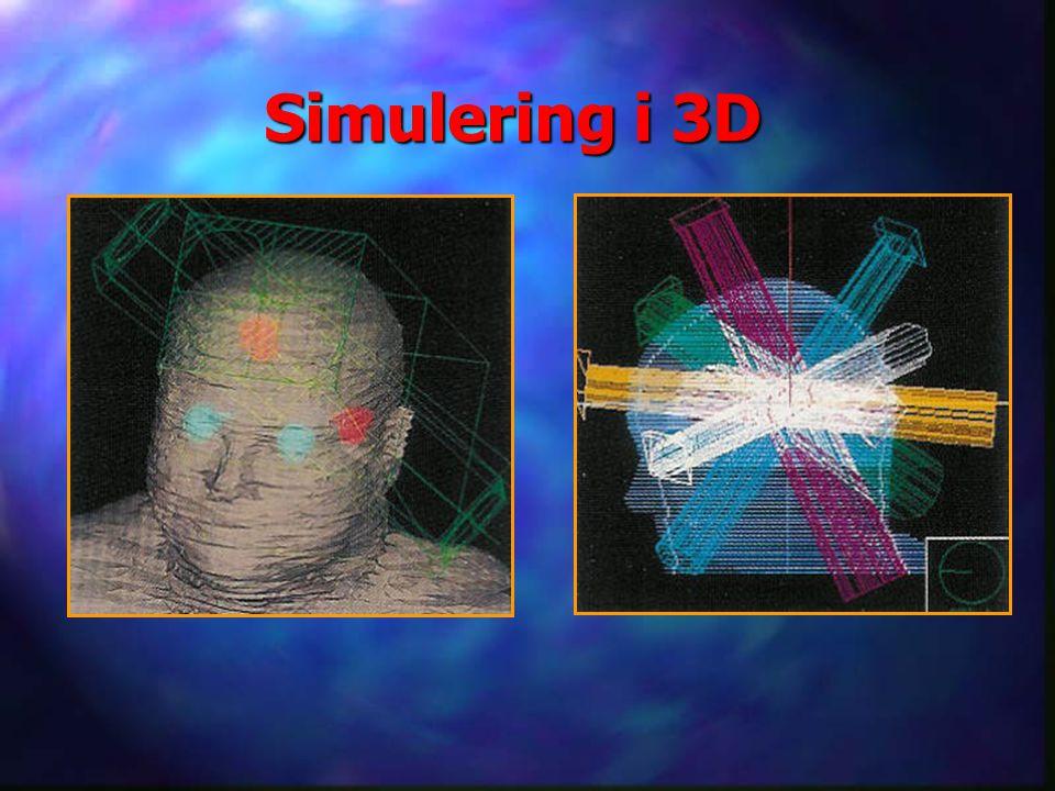 Simulering i 3D