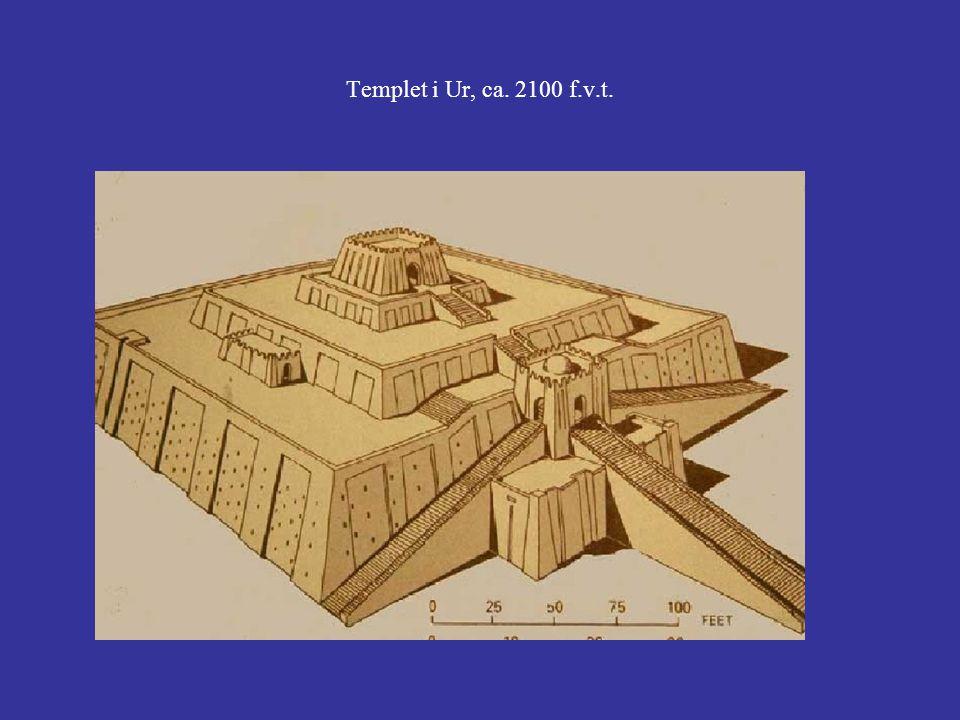 Templet i Ur, ca. 2100 f.v.t.