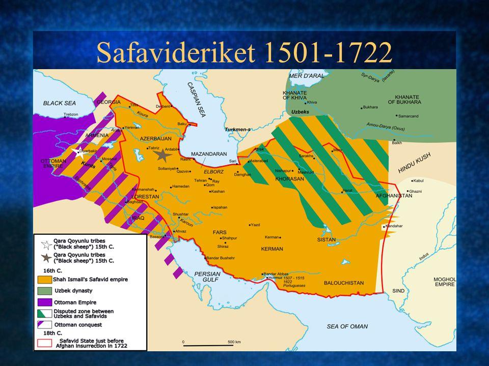 Safavideriket 1501-1722