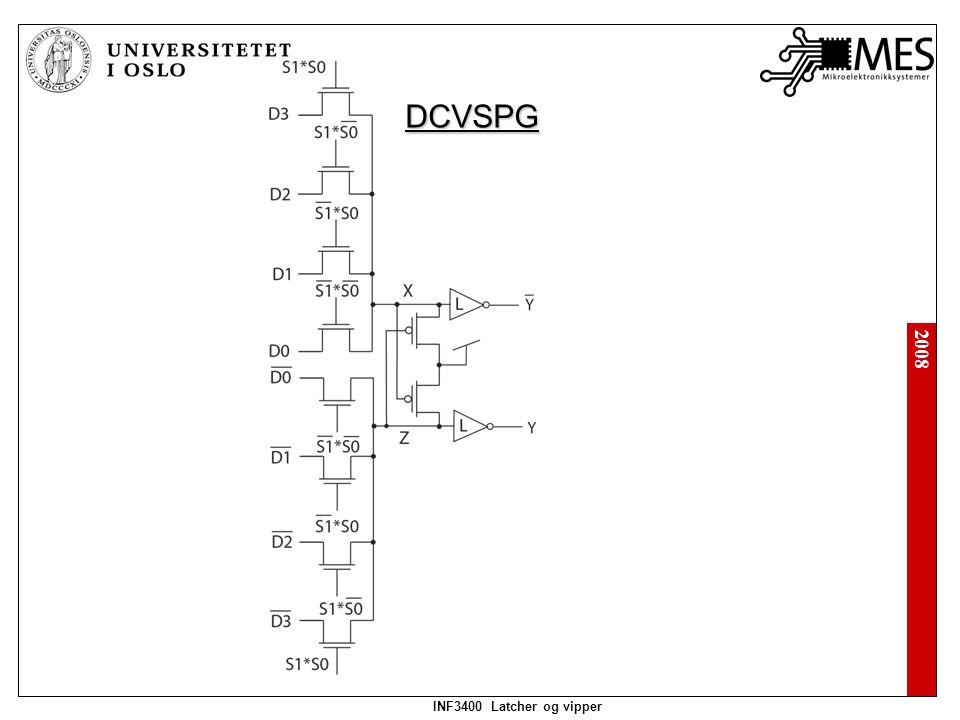 2008 INF3400 Latcher og vipper DCVSPG