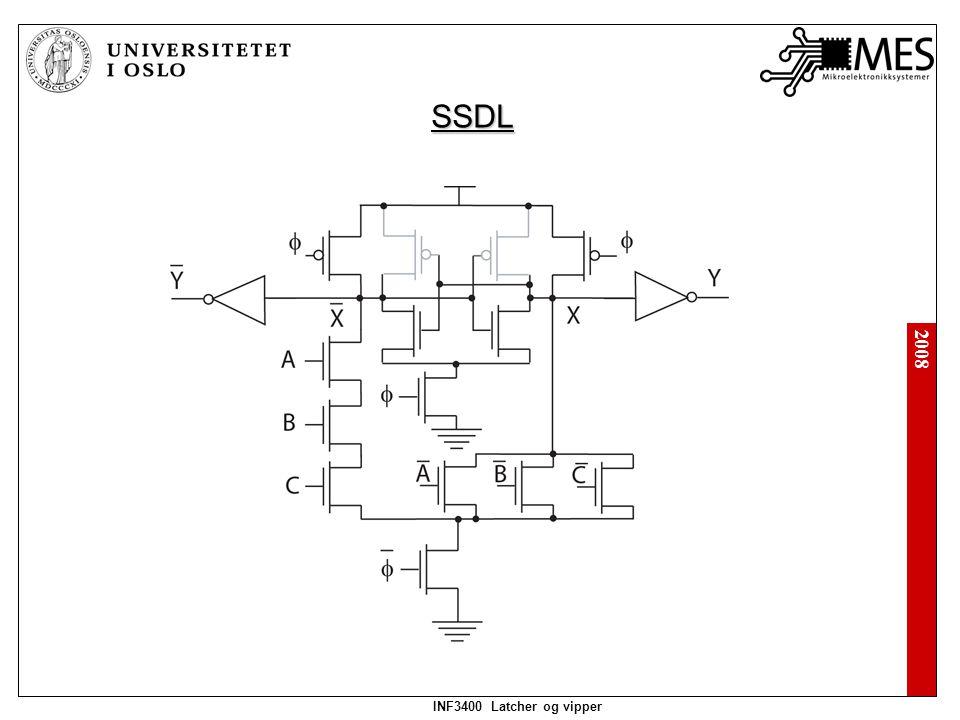 2008 INF3400 Latcher og vipper SSDL