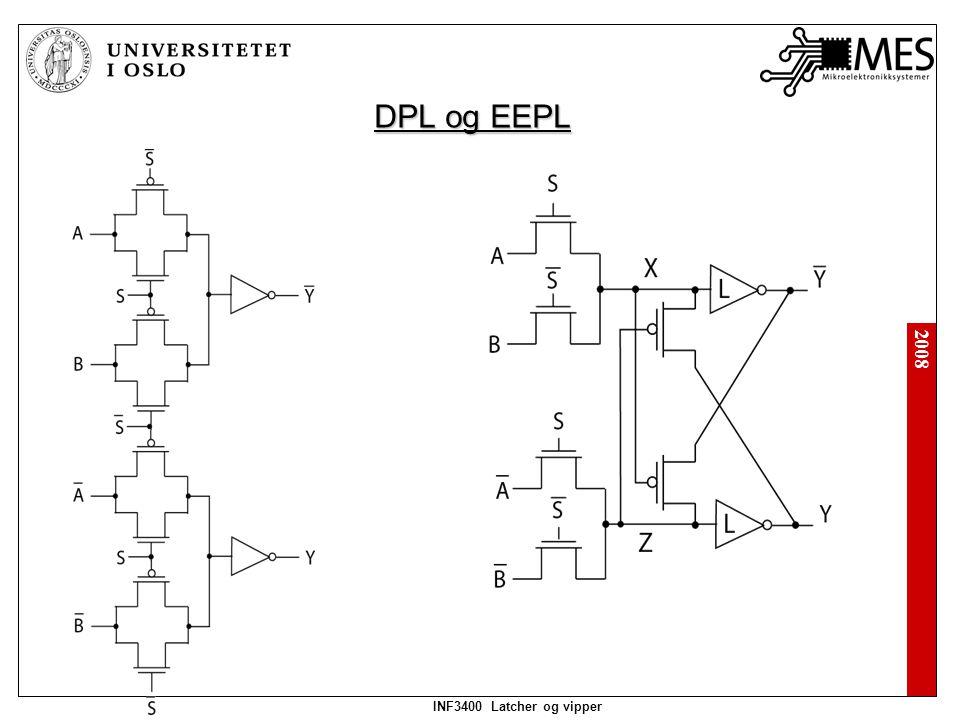 2008 INF3400 Latcher og vipper DPL og EEPL