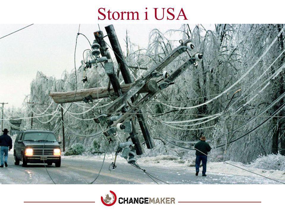 Storm i USA