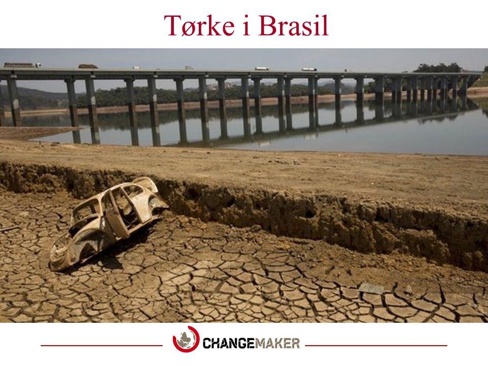 Tørke i Brasil