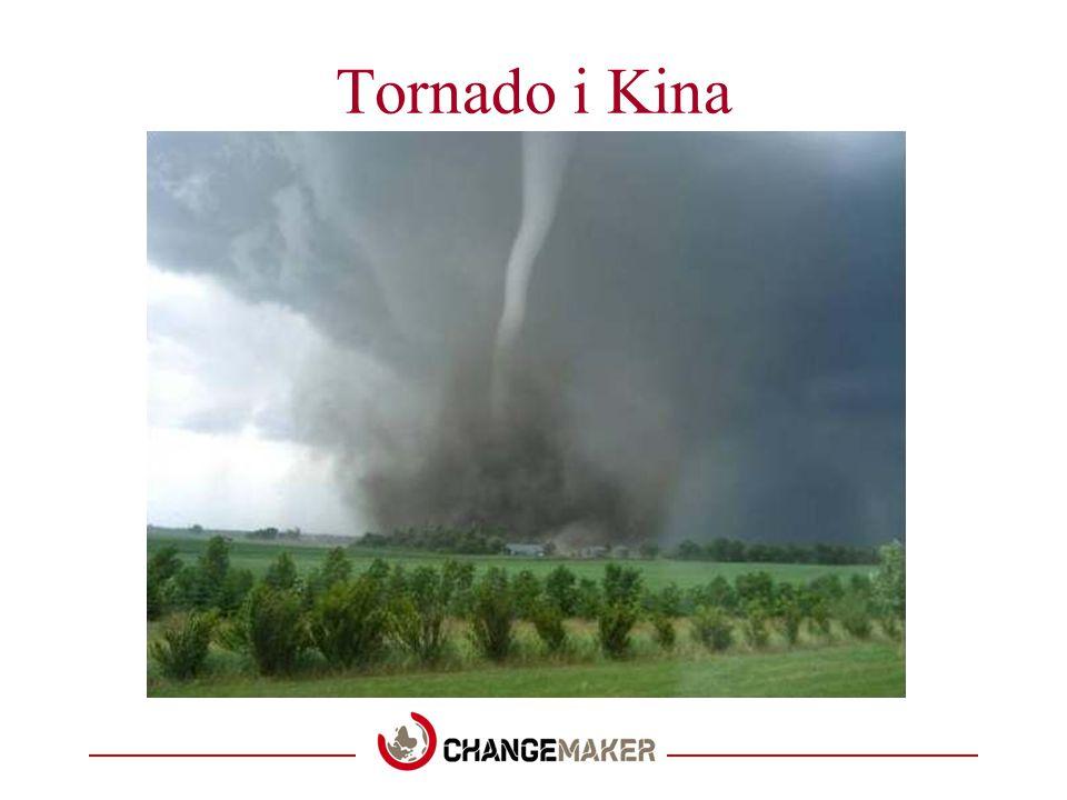 Tornado i Kina