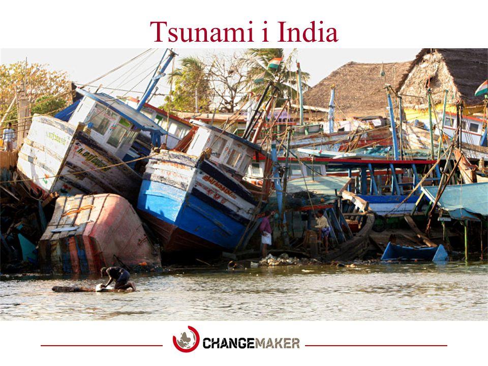 Tsunami i India