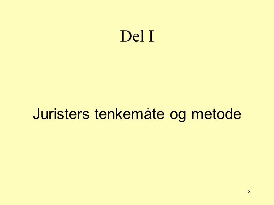 39 Straffbarhetsvilkår nr.2: Rettsstrid Straffrihetsgrunnene 1.Nødrett §47.