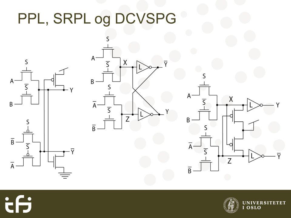 PPL, SRPL og DCVSPG