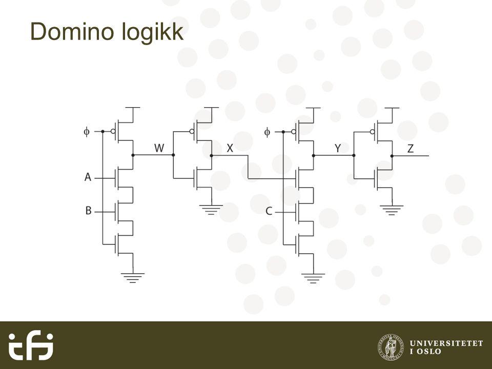 Domino logikk