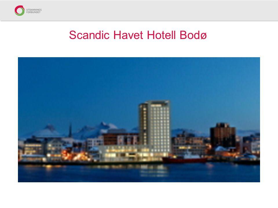 Scandic Havet Hotell Bodø