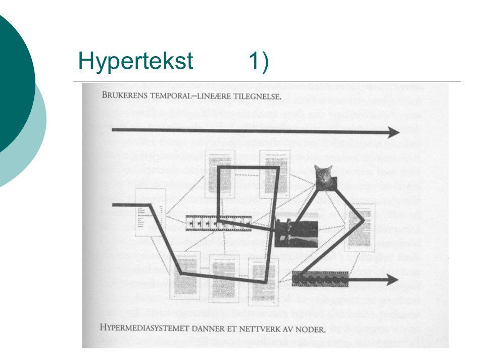 Hypertekst 1)