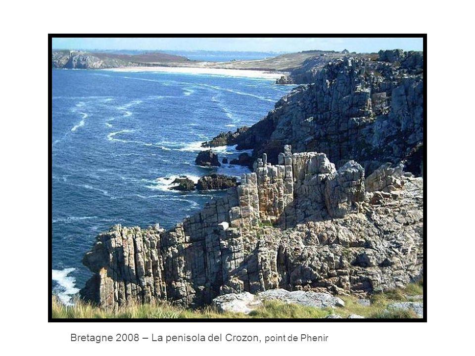 Bretagne 2008 – La penisola del Crozon, point de Phenir