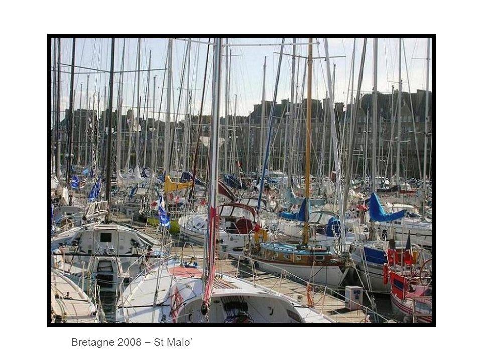 Bretagne 2008 – St Malo'