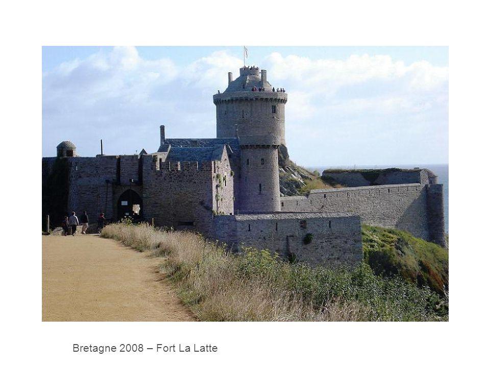 Bretagne 2008 – Fort La Latte