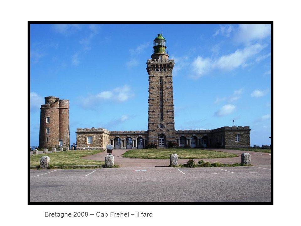Bretagne 2008 – Cap Frehel – il faro