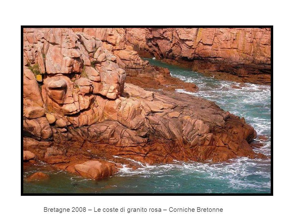 Bretagne 2008 – Le coste di granito rosa – Corniche Bretonne