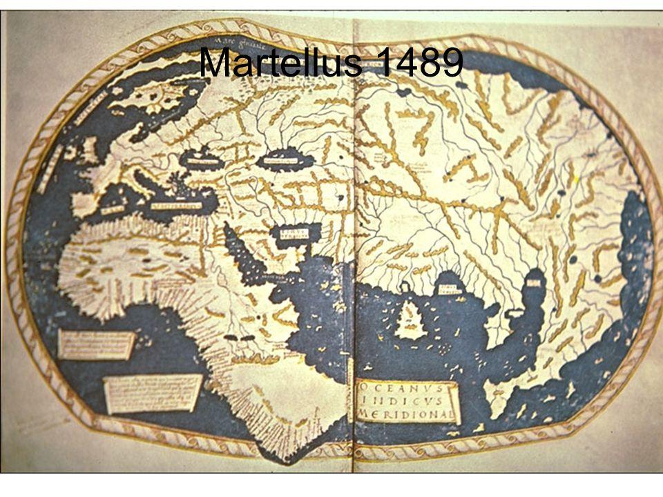 Martellus 1489