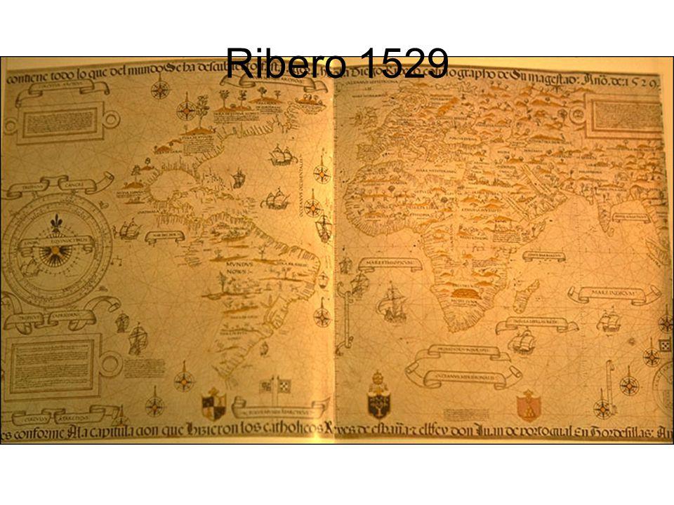 Ribero 1529