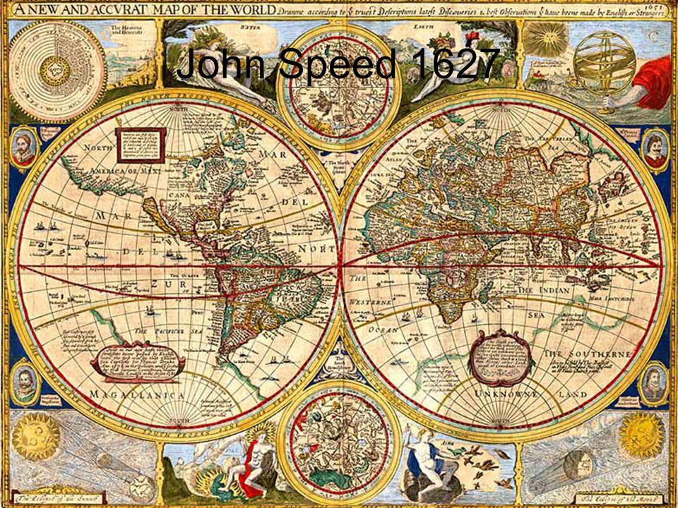 John Speed 1627