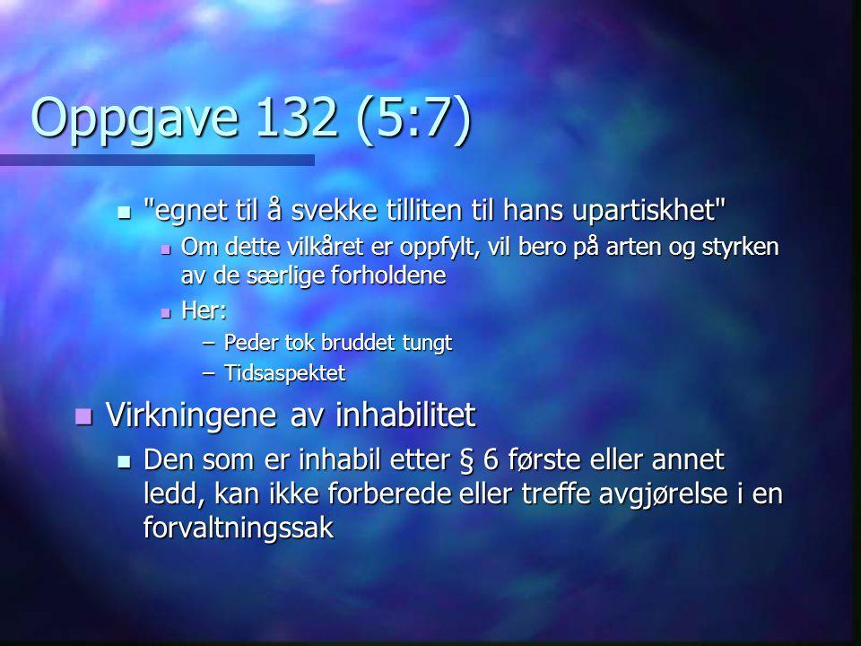 Oppgave 132 (5:7)