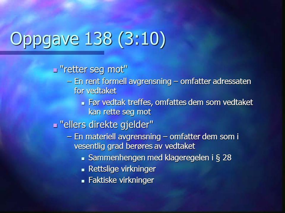 Oppgave 138 (3:10)