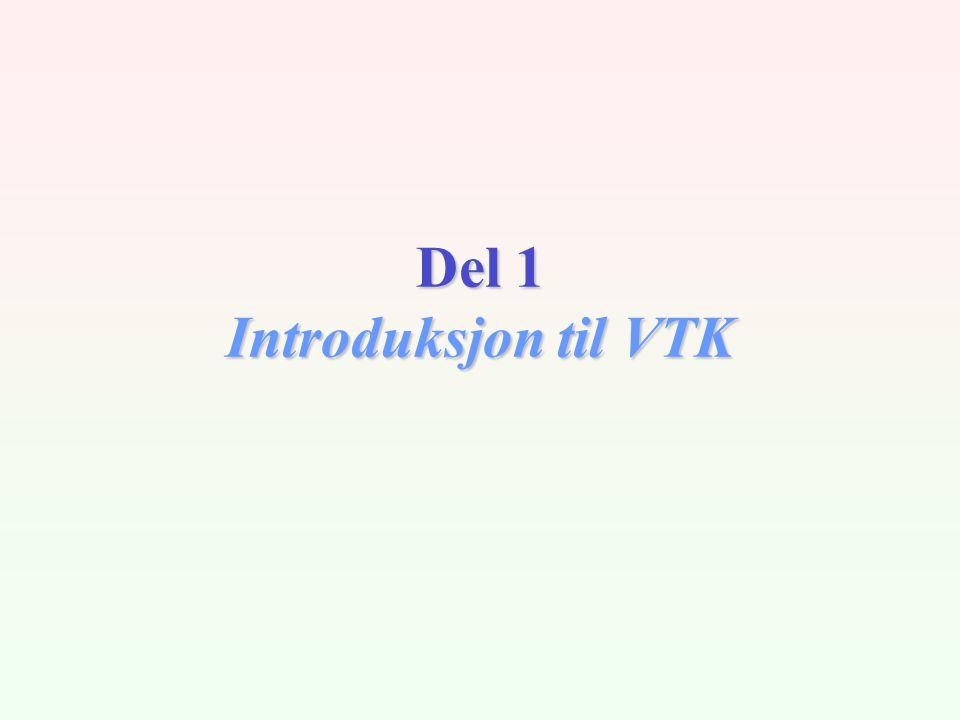 INF2340 / V0552 Objektrom –Modell-koordinater (model-) –Verdens-koordinater (world-) Bilderom –Syns-koordinater (view-) –Skjerm-koordinater (display-) Objekt- og bilderom (kap 3.6 i VTK-boka)