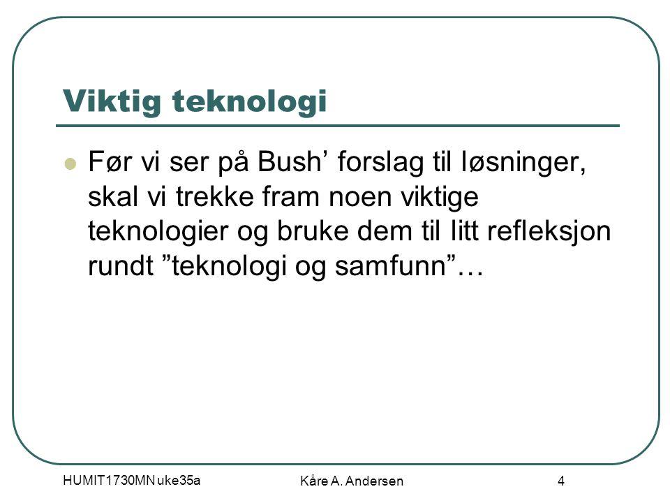 HUMIT1730MN uke35a Kåre A.