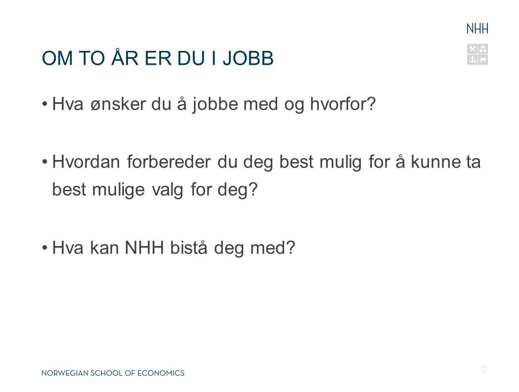 CEMS MIM Søknadsfrist i november Mer info: Informasjonsmøte i oktober cems@nhh.no 13