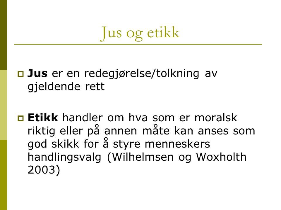 Hva er situasjonen i norsk advokatbransje i dag.