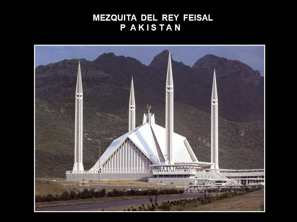 MEZQUITA DEL REY ABDULAH - AMMAN J O R D A N I A