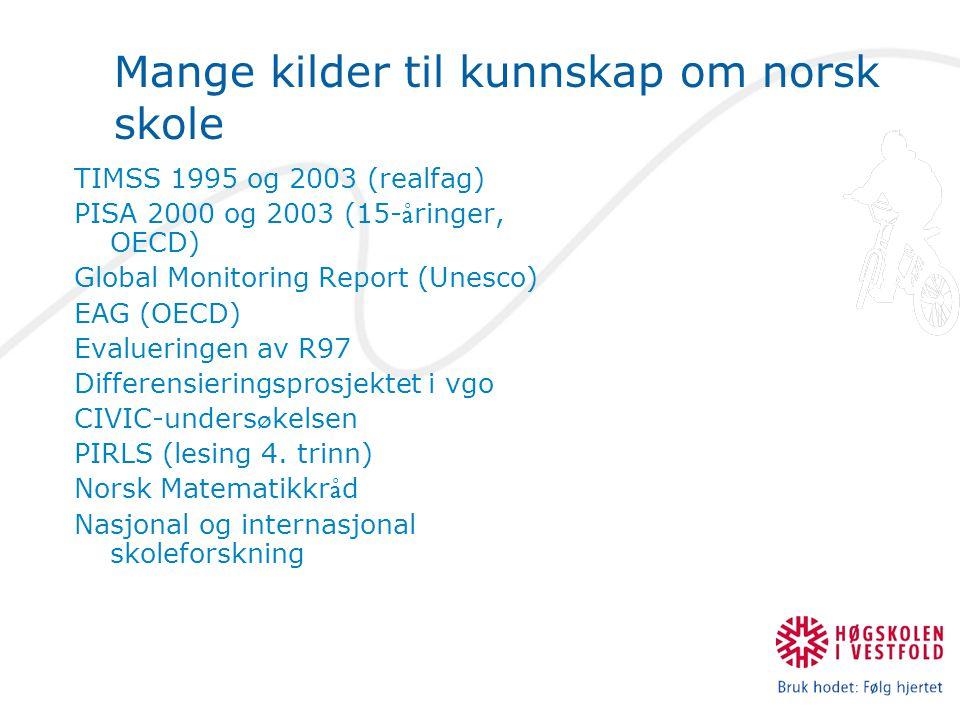Ny kurs for de nasjonale prøvene Høsten 2007 Regning, lesing, norsk engelsk 5.
