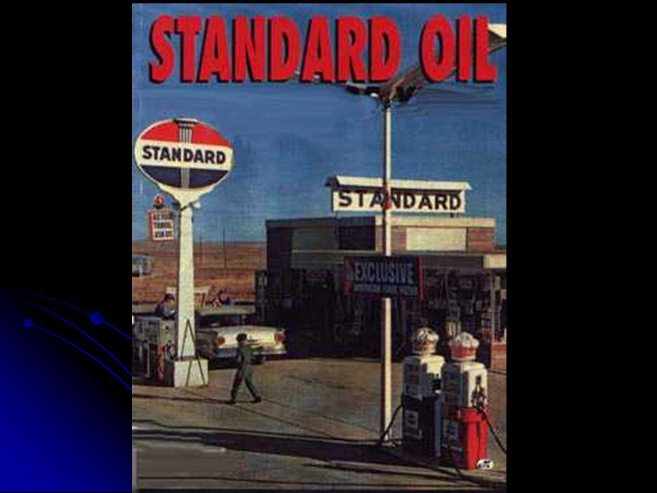 World War 1: oil