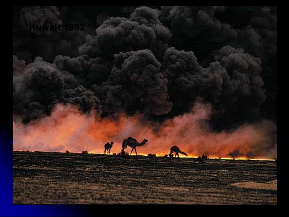 Highway of death, Iraq 1992