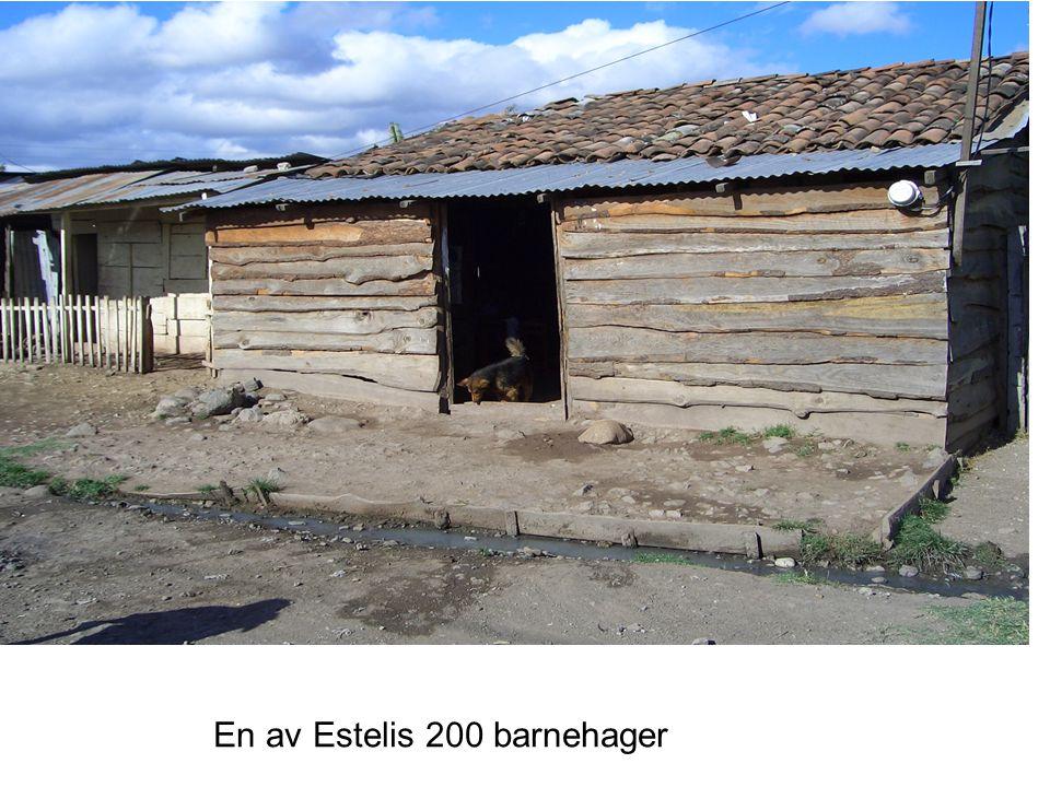 En av Estelis 200 barnehager