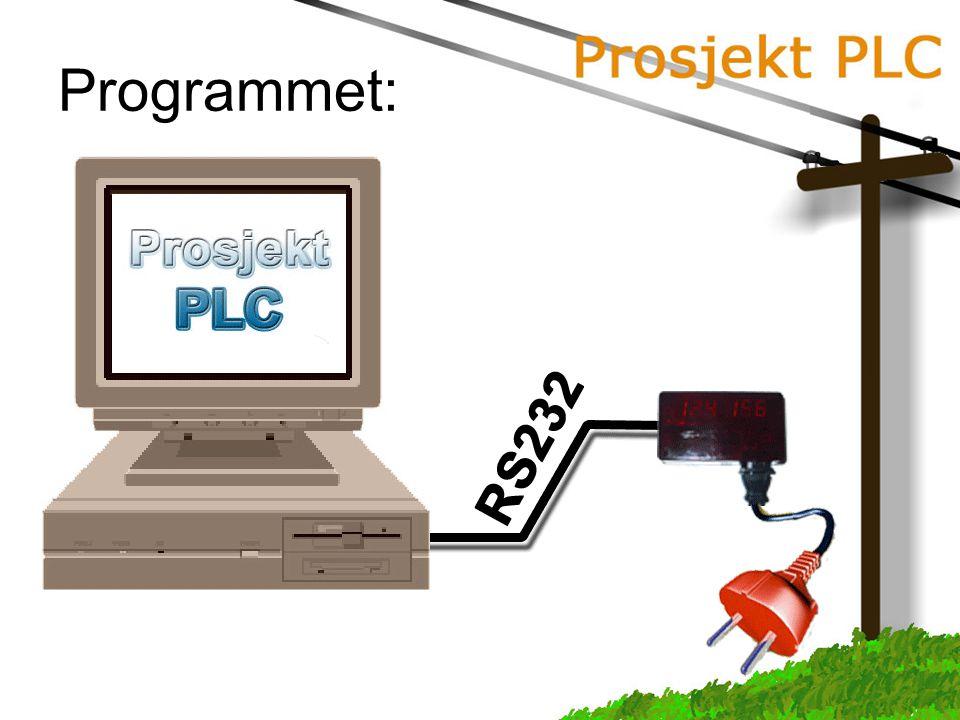 Programmet: