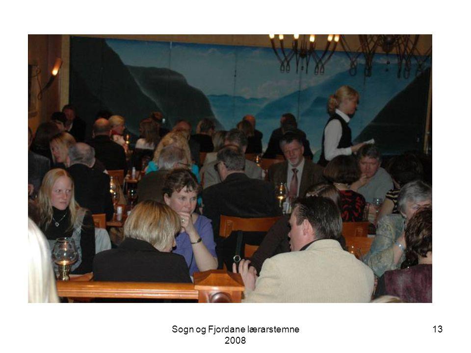 """Sogn og Fjordane lærarstemne 2008 12 Den kulturelle skulesekken"""" underheldt """"68 experience"""""""