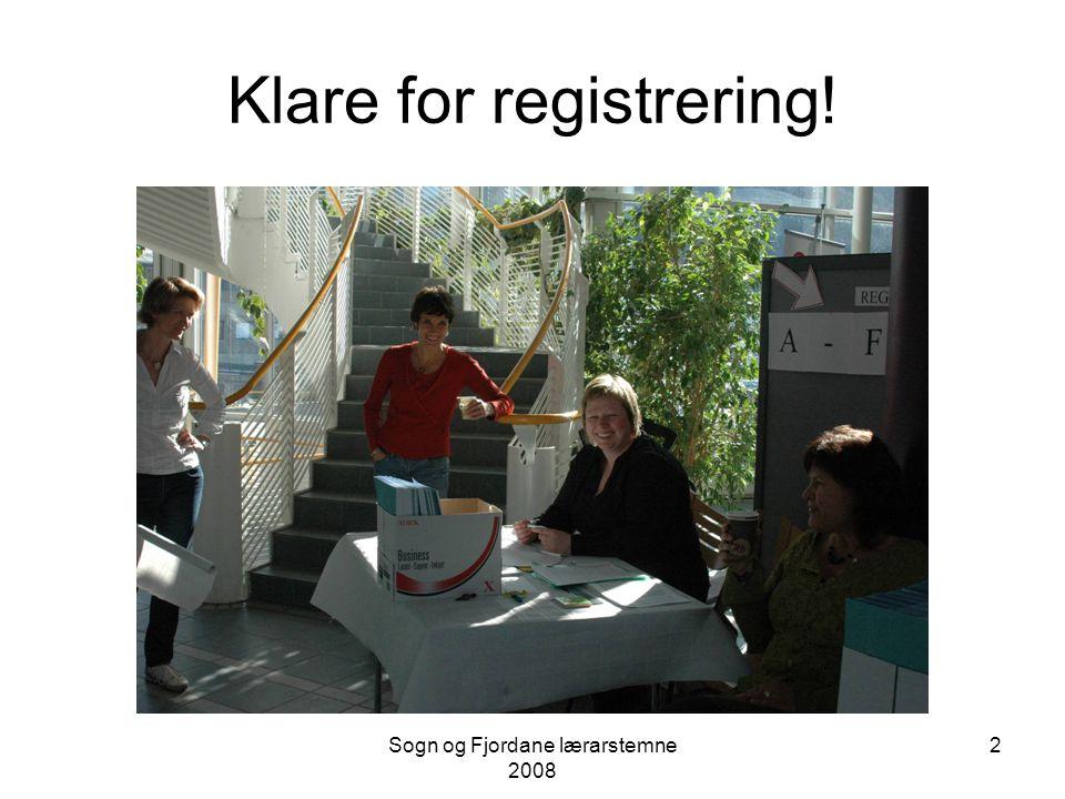 Sogn og Fjordane lærarstemne 2008 1