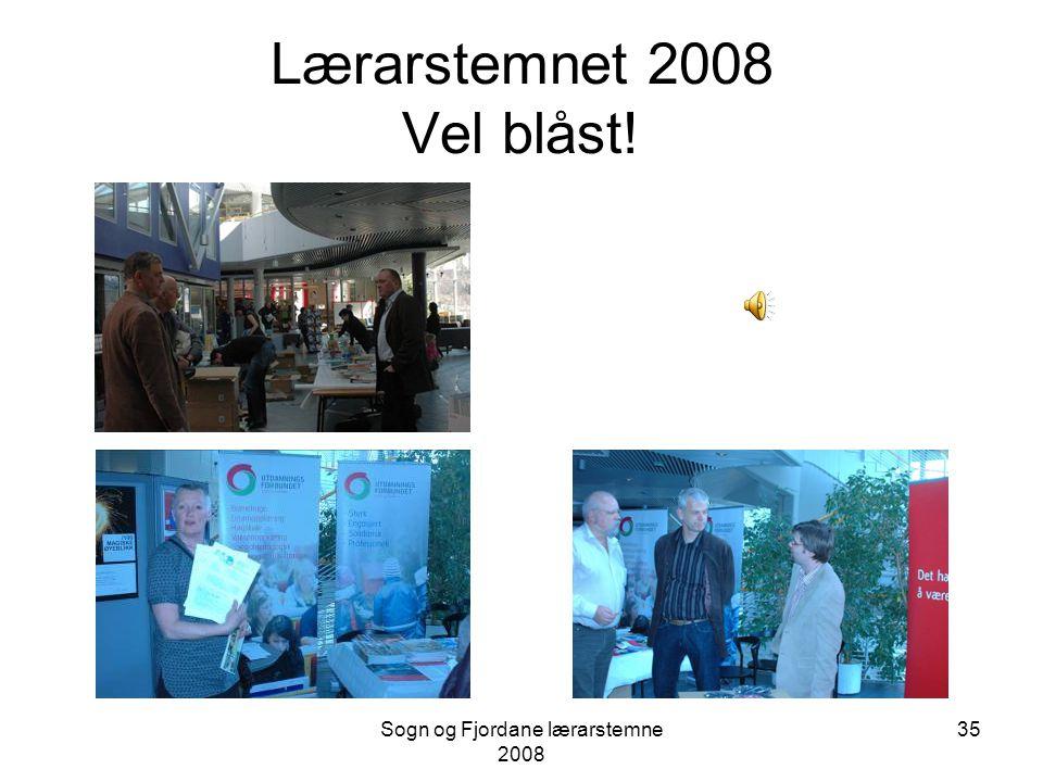Sogn og Fjordane lærarstemne 2008 34