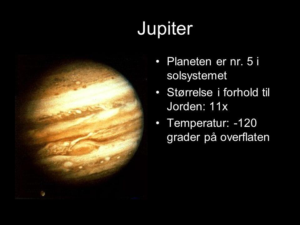 Mars Antall måner: 2 Årets lenge: 687 Døgnets lengde: 24:37 Hva slags materiale er planeten bygget opp av: rød brune sletter og høye fjel og dype krat