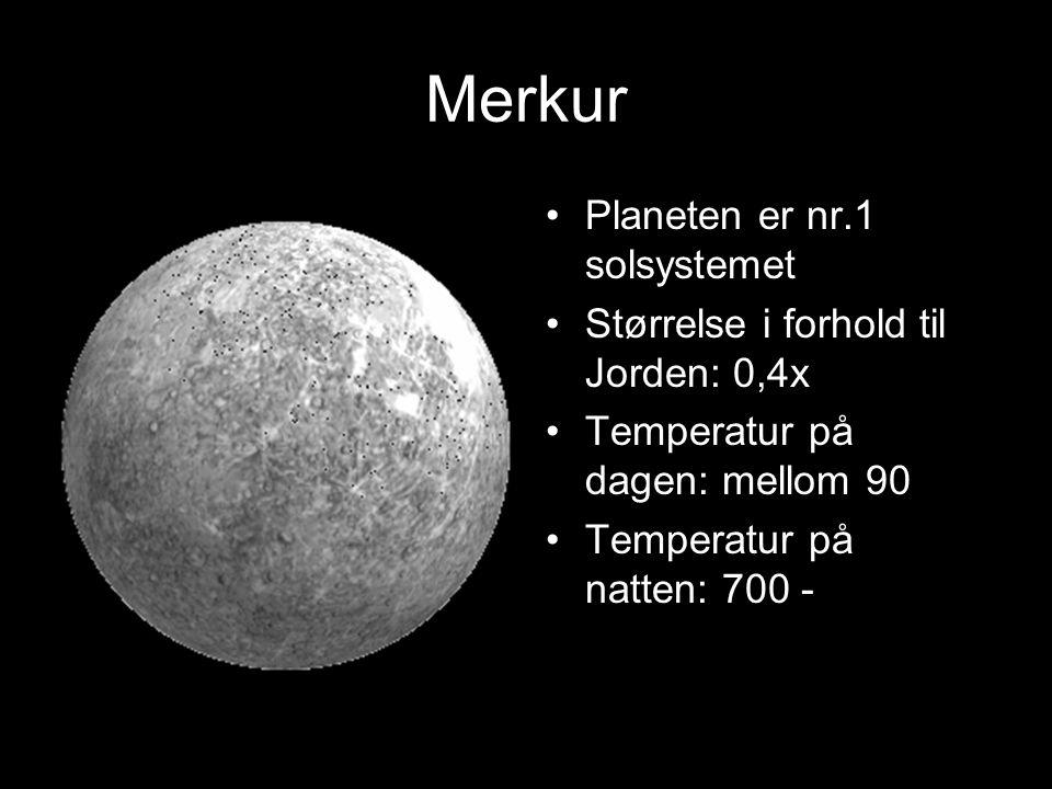 Saturn Planeten er nr.