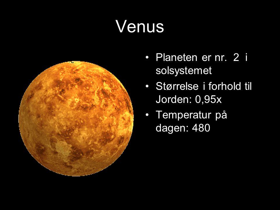 URANUS Planeten er nr.