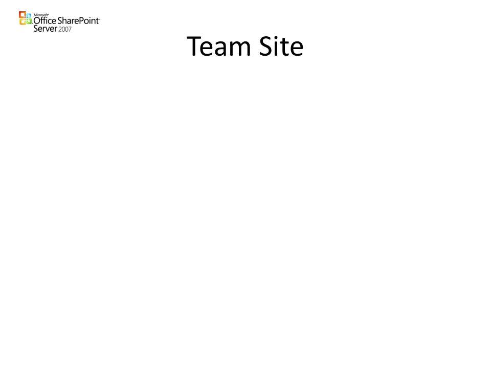 Team Site