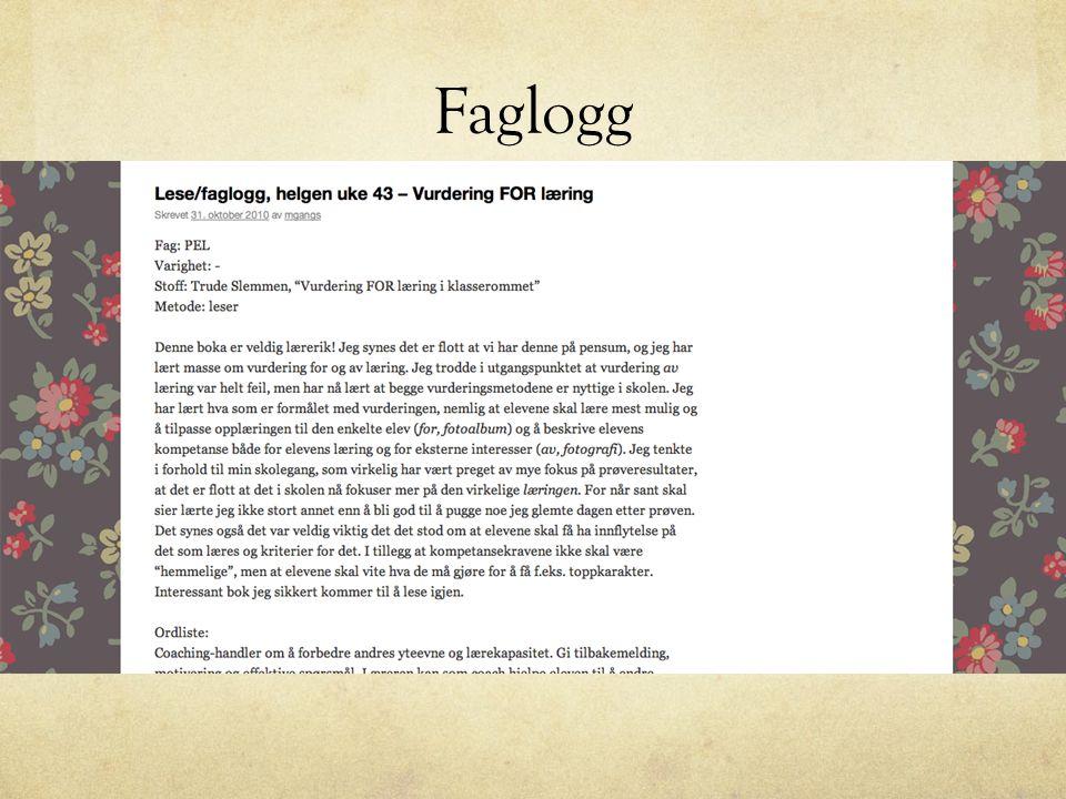 Faglogg